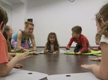 Yoga pentru dezvoltarea armonioasa a copiilor