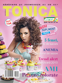 Revista nr. 141 Aprilie – Mai