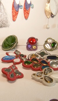 Iuliana Asoltanei, designer de bijuterie contemporana