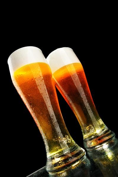 Clatirea parului cu bere