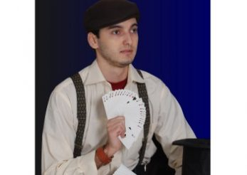 Emil Dragan concureaza la Campionatul Mondial de Magie