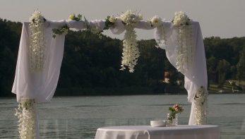Aranjamente florale pentru nunti de poveste