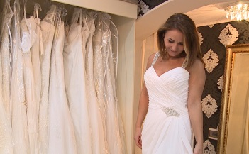 Tendintele anului 2015 pentru rochiile de mireasa