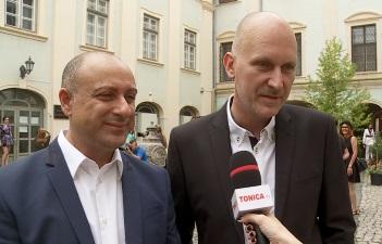 Charles&Ron – Designerii maltezi cuceresc Sibiul