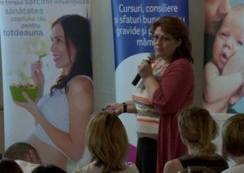 Seminar de nutritie in sarcina