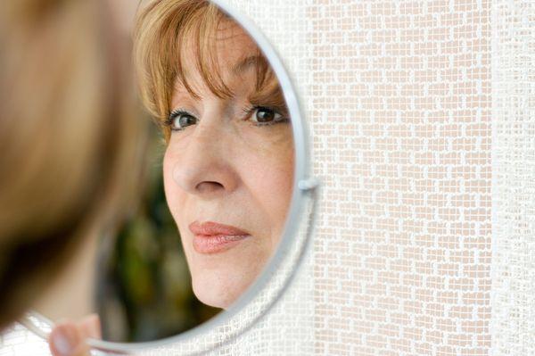 Pilozitate fata menopauza