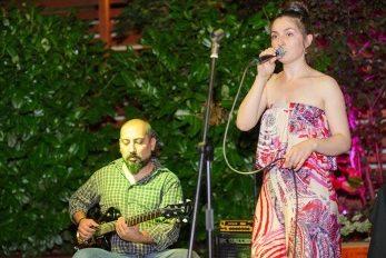 Seara de jazz la Palatul Bragadiru