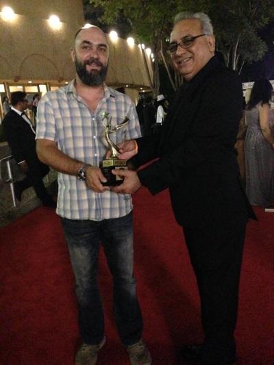 """Romanul Kiki Vasilescu, cel mai bun regizor din cadrul """"Festival of Globe"""" - San Francisco"""