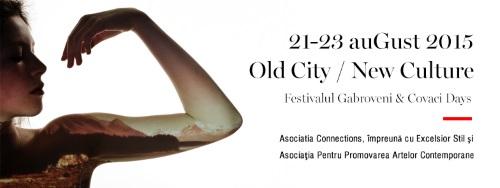 Festivalul Gabroveni & Covaci Days in Centrul Vechi