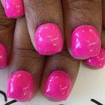 Unghiile balon sau bubble nails, ultima tendinta in moda