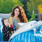 Claudia Pavel si Noah – vedete mari si mici