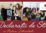 Curs de stil cu Raluca Dobrovolschi