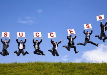 Insuccesul, cheia succesului