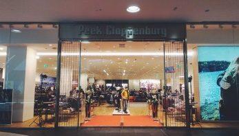 Peek & Cloppenburg si-a deschis portile si in Mega Mall