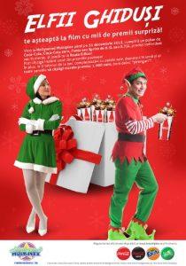 Elfii Ghidusi te asteapta la Hollywood Multiplex cu multe premii surpriza