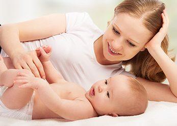 Reguli de baza pentru a feri bebelusul de gripa in sezonul rece