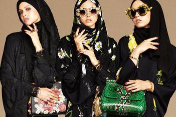 Dolce & Gabbana, colectie destinata femeilor musulmane