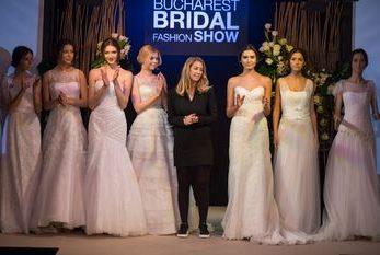 Un regal al rochiilor de mireasa la Bucharest Bridal Fashion Shows