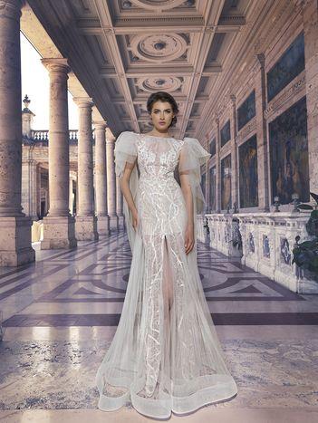 Rochia de mireasa: tendintele lui 2016 prezentate in cadrul Bucharest Bridal Fashion Show