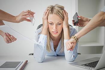 Anxietatea profesionala. Ce este si cum scapam de ea?