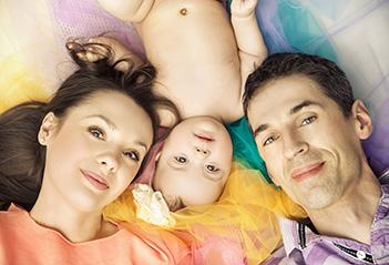 Modalitati de a-l implica pe tata in cresterea bebelusului