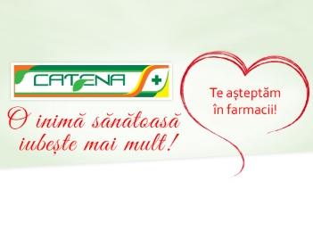 Ziua Inimii in farmaciile Catena