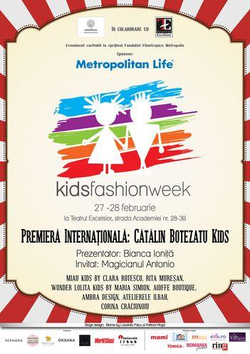 Kids Fashion Week
