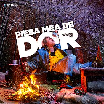 """""""Piesa mea de dor"""", cel mai nou single al lui What's Up"""
