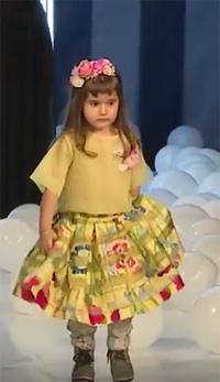 Bucurestiul a fost, pentru doua zile, capitala modei pentru copii