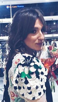 Corina Vladescu – O colectie de primavara/vara spectaculoasa