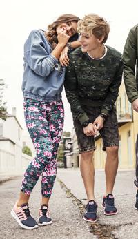 Adidas Neo a lansat Cloudfoam, pantofii inediti