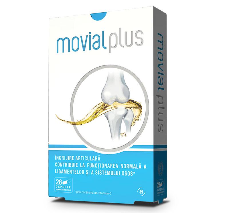 Movial Plus solutia optima de a ajuta organismul in cazul afectiunilor articulare!