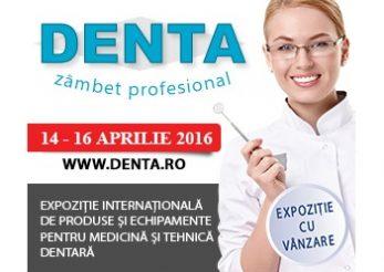 Incepe Denta, expozitia etalon pentru stomatologia autohtona