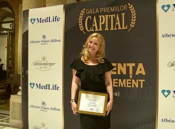 Gala Premiilor CAPITAL 2016 – Excelenta in Management
