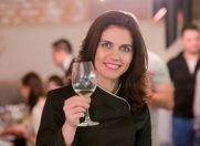 Aida Parascan este chef de restaurant