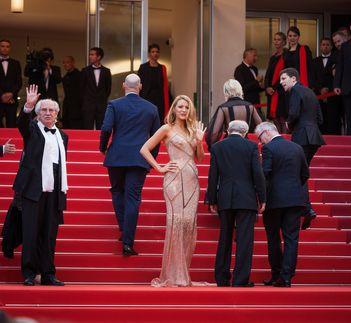 Red Carpet la Cannes 2016