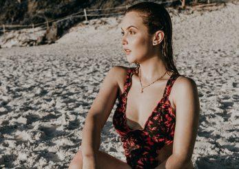 Make-up la plajă. Pro sau contra?