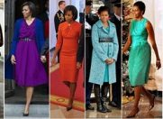 Michelle Obama, Prima Doamna in moda