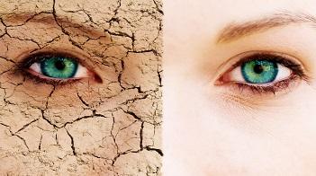 Repararea pielii uscate dupa expunerea la soare