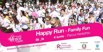 Catena sustine Happy Run − Race for the Cure