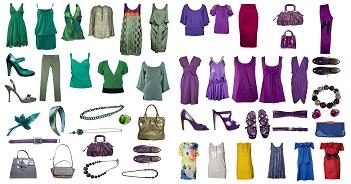 Reguli de aur in asortarea hainelor