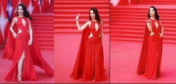 Natalia Oreiro, aparitie surprinzatoare in Rusia