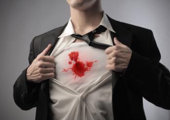 Ce inseamna daca visezi sange?