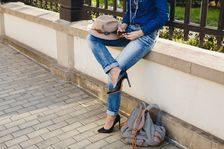 Pantalonii la femei, istoria dorintei de afirmare