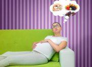 Poftele din timpul sarcinii. Cum le explicam?