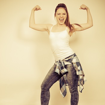 Personalitatea puternica feminina - cum o  dobandesti