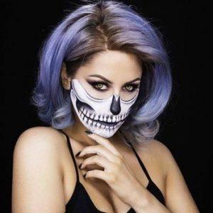 Cat ne costa machiajul pentru petrecerea de Halloween: trucuri pentru un look usor de facut acasa