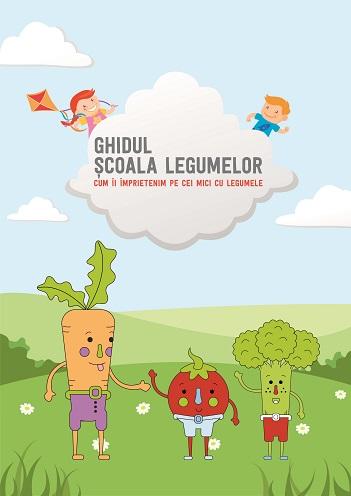 Cum invatam copilul sa manance mai multe legume si greselile facute de parinti in formarea unei alimentatii sanatoase