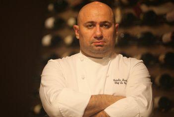 Chef Scarlatescu gateste la primul Festival al Castanelor organizat la Bucuresti