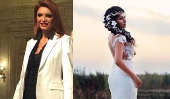 Cristina Spatar si Doinita Oancea si-au prezentat colectiile vestimentare la Mariage Fest